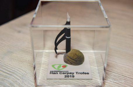 Pierre's Pennenstreken: Rustoord Award