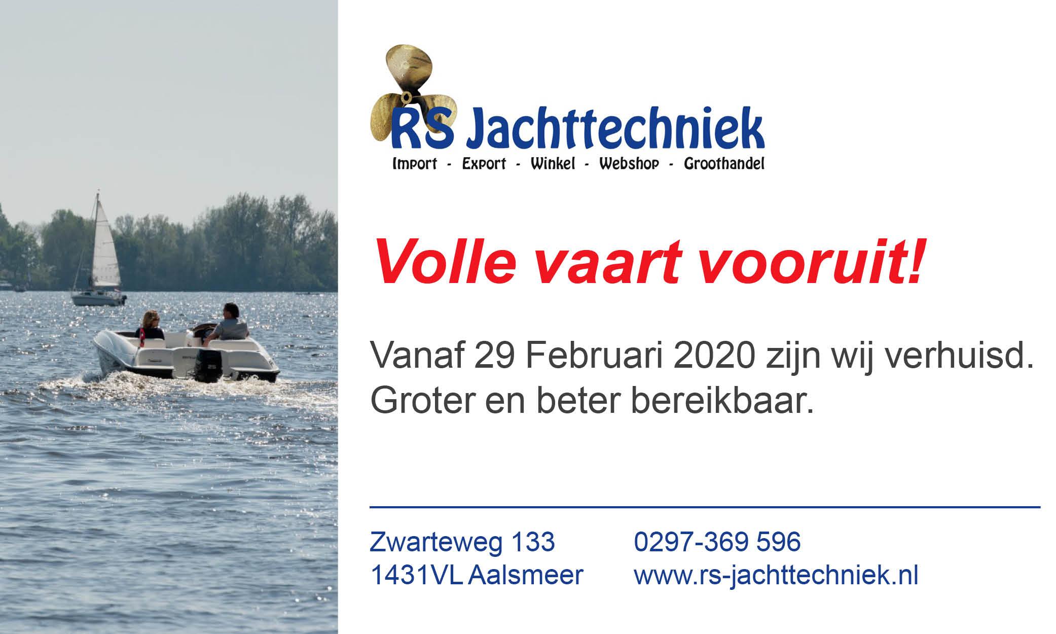 Rs-jachttechniek-aalsmeer-vandaag