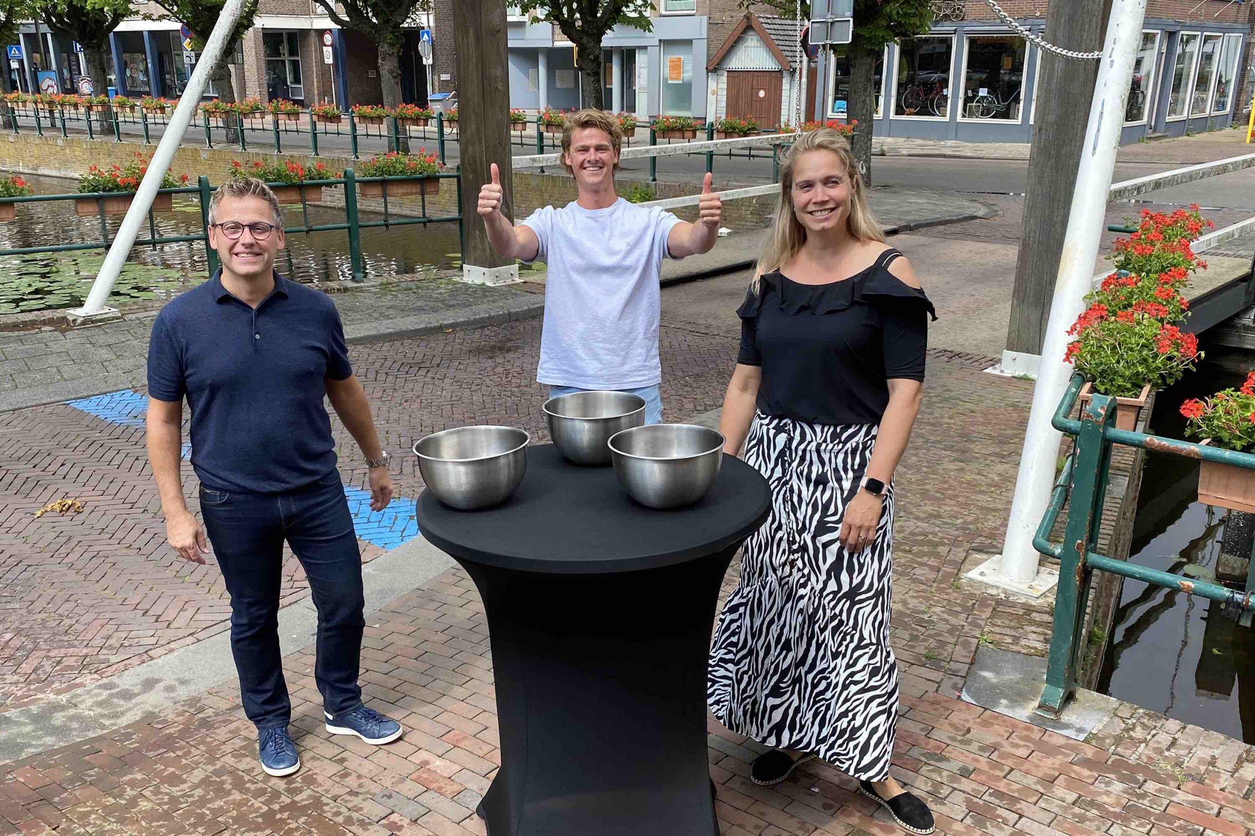 Drie winnaars bij vaderdagactie Meer Aalsmeer