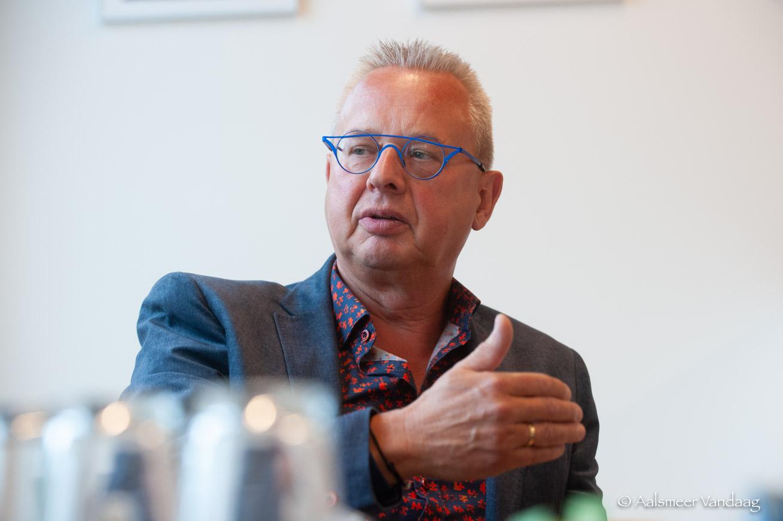 Dirk van der Zwaag lijsttrekker VVD