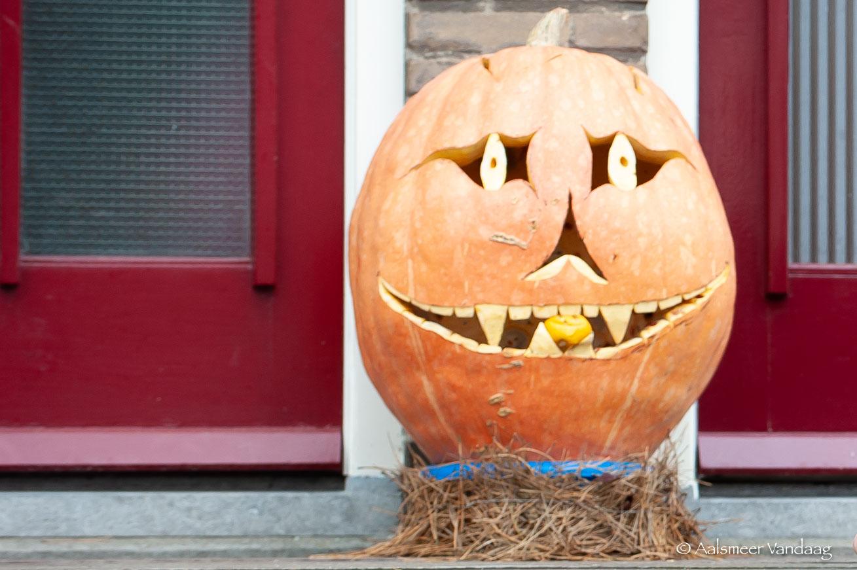 Heksenbrouwsels bij Halloween Walk in Kudelstaart