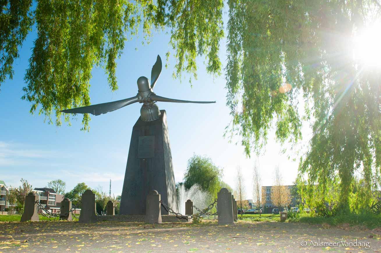 Film 'The Wooden Horse' begon in Aalsmeer