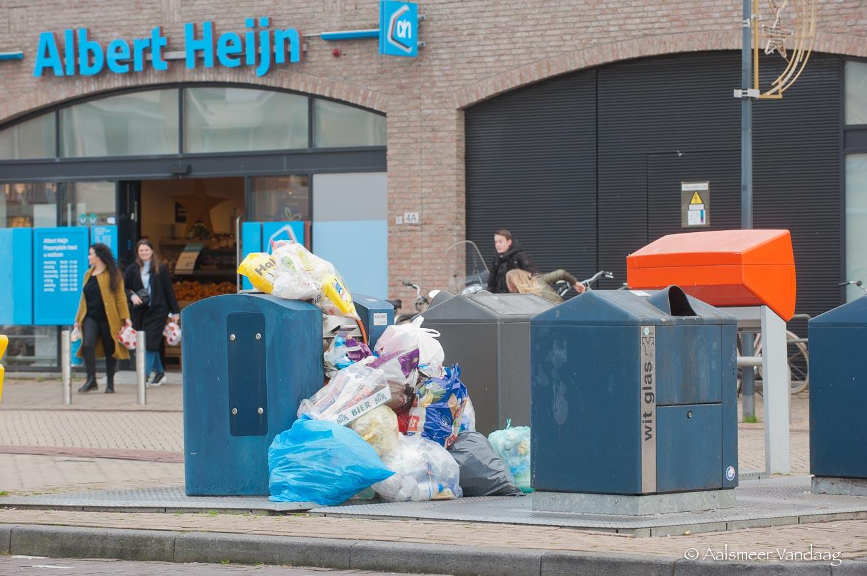 Nieuw afvalstoffenbeleid: plastic niet meer apart