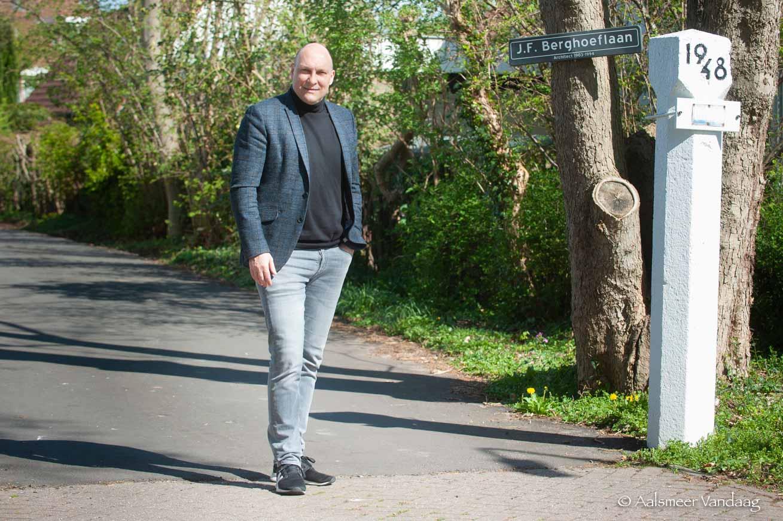 Aalsmeer/Aalsminder: Frank Spring in 't Veld