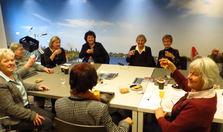 PvdA Vrouwennetwerk besprak actualiteit