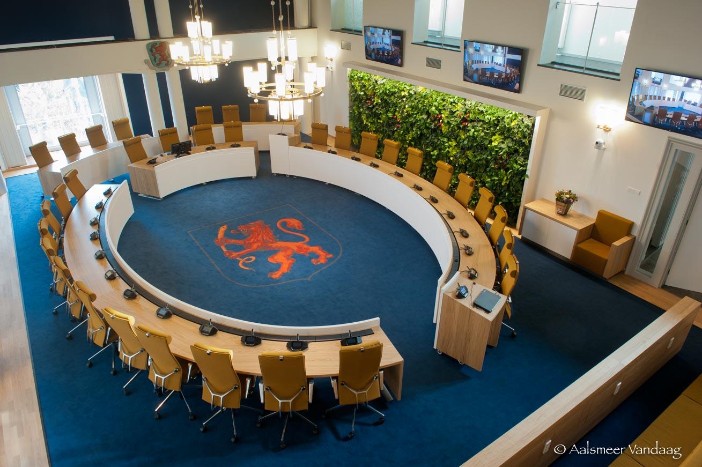 Aalsmeer en Amstelveen toch weer in gesprek