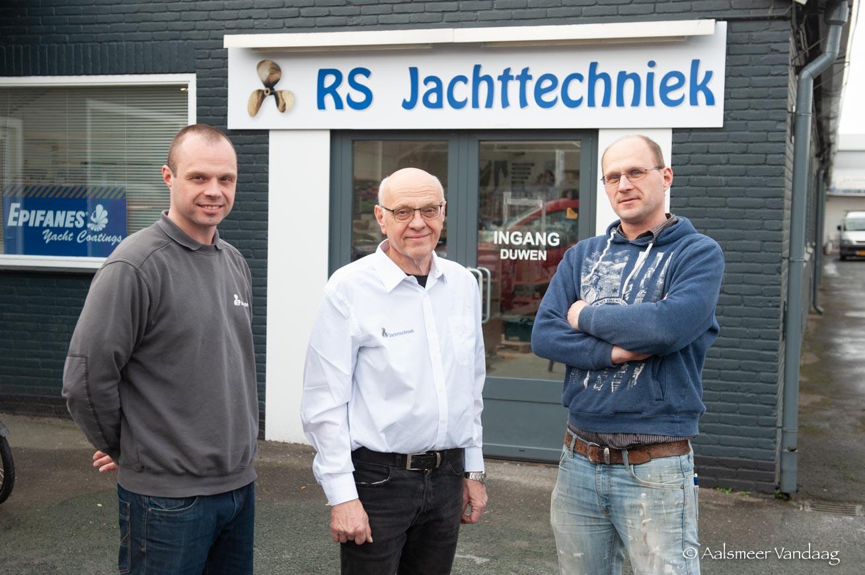 RS Jachttechniek in volle vaart vooruit