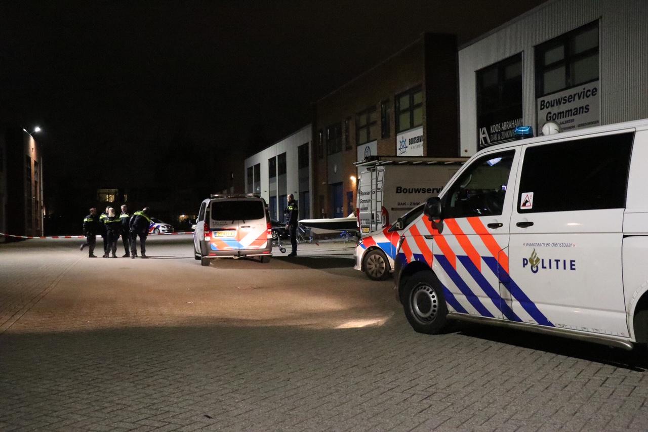 Schietincident Witteweg; politie tast in het duister