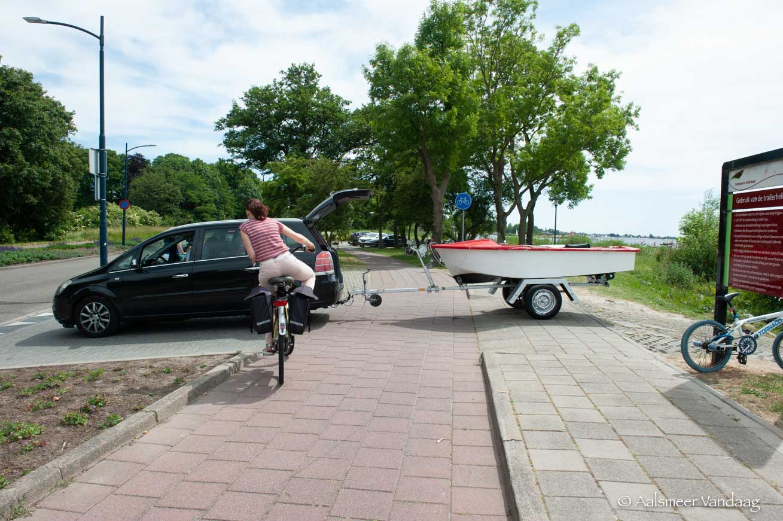 Gemeente gaat strenger toezien op gebruik trailerhelling