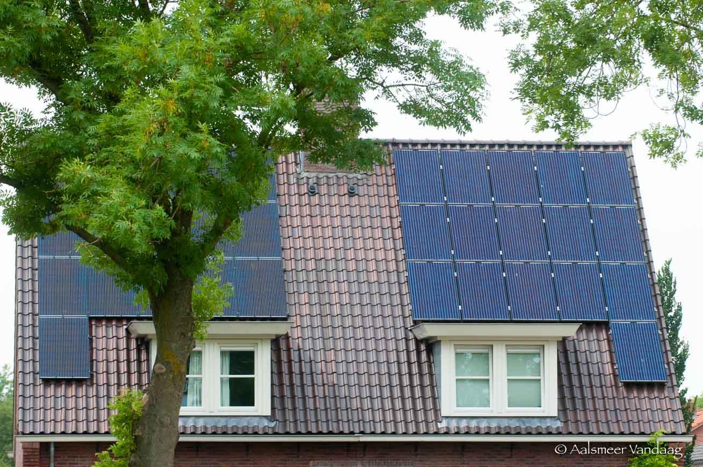 Zonne-energie in Aalsmeer, hoe ver gaan we?